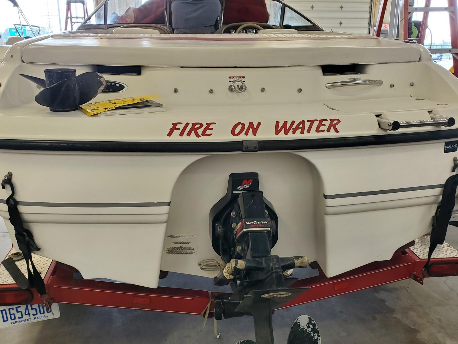 2002 Chaparral boat for sale, model of the boat is 200 SSE & Image # 4 of 6