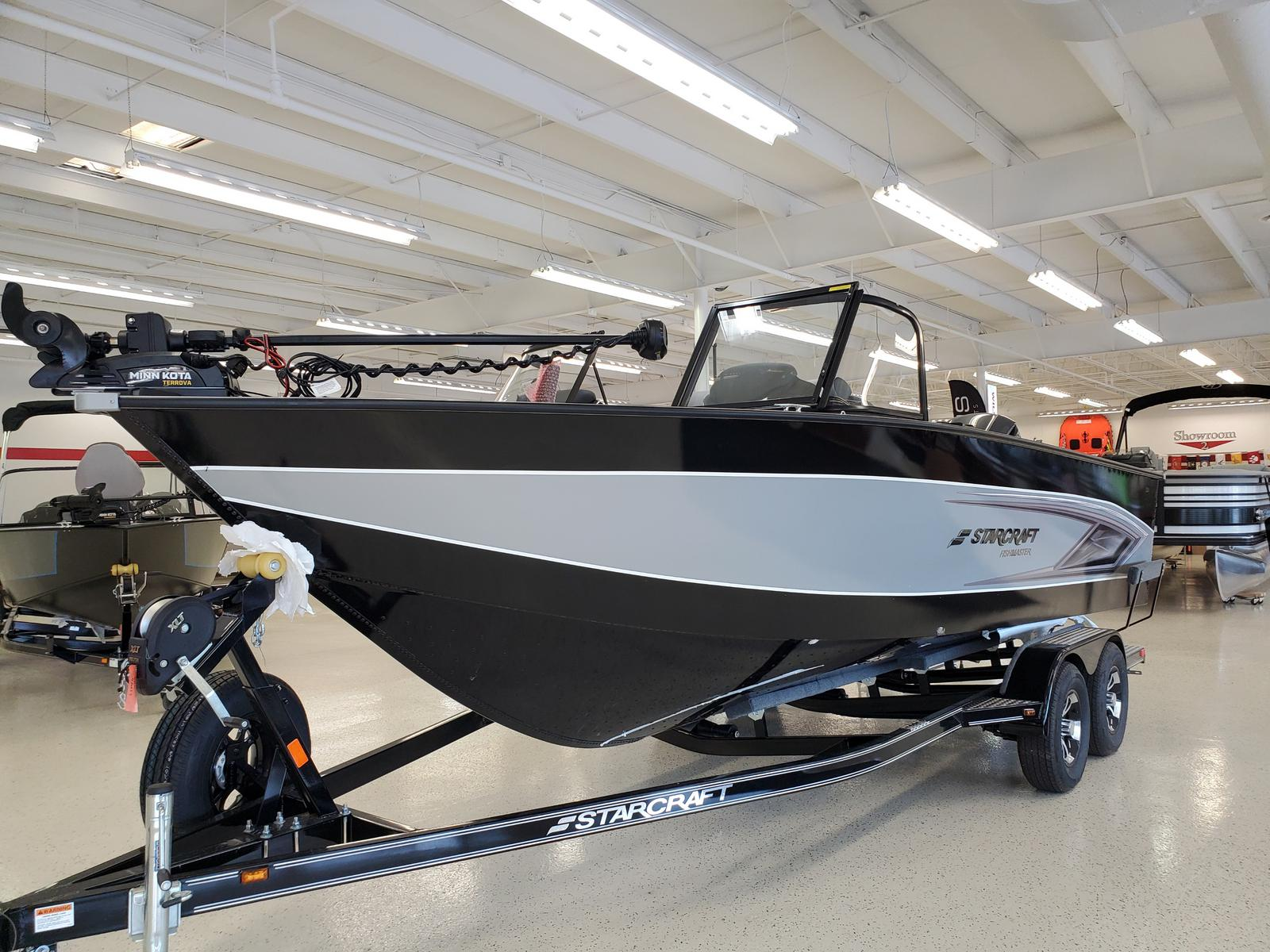 2021 STARCRAFT FISHMASTER 210 for sale