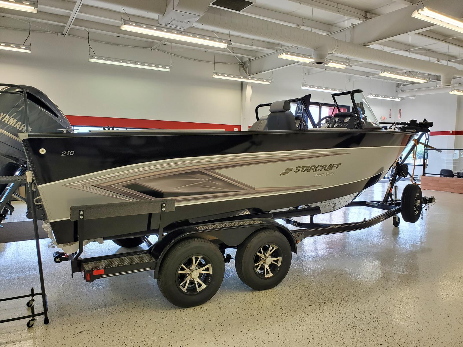2021 Starcraft boat for sale, model of the boat is Fishmaster 210 & Image # 2 of 19