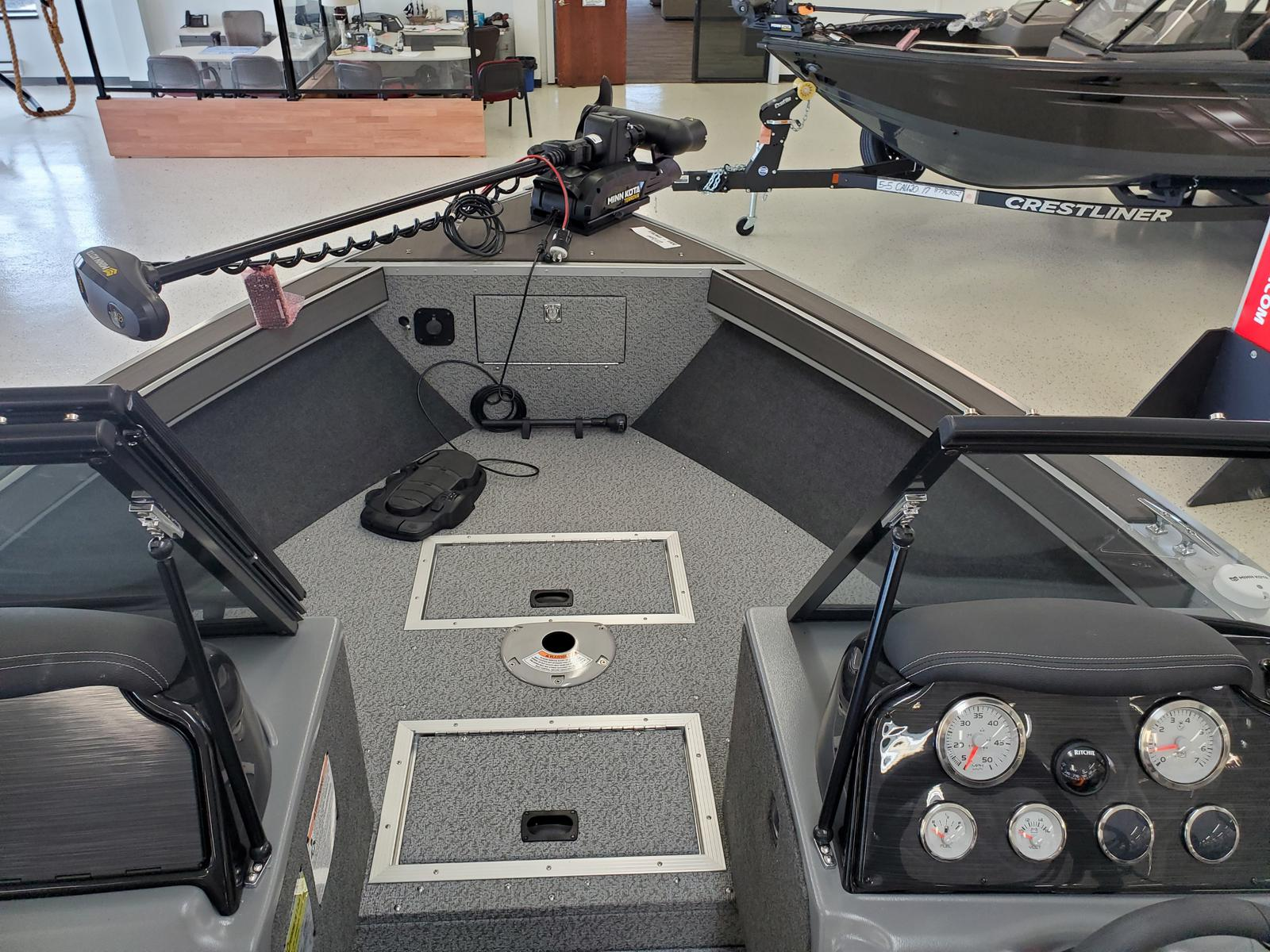 2021 Starcraft boat for sale, model of the boat is Fishmaster 210 & Image # 5 of 19