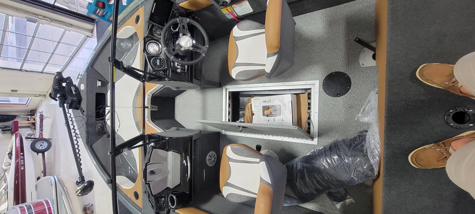 2021 Starweld boat for sale, model of the boat is Victory 18 DC & Image # 3 of 14