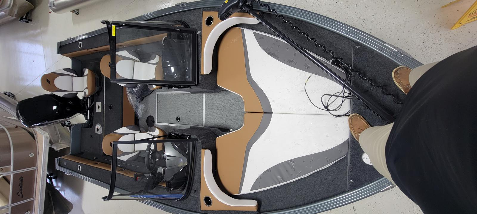 2021 Starweld boat for sale, model of the boat is Victory 18 DC & Image # 4 of 14