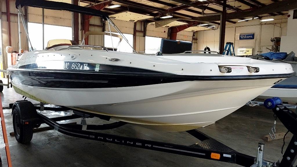 2012 BAYLINER 197 SD for sale