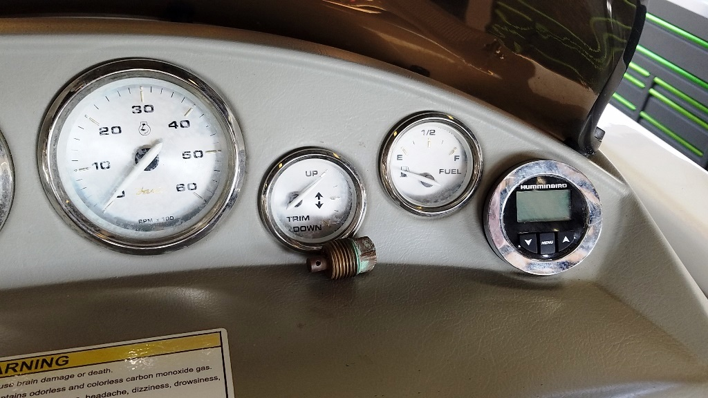 2012 Bayliner boat for sale, model of the boat is 197 SD & Image # 9 of 17