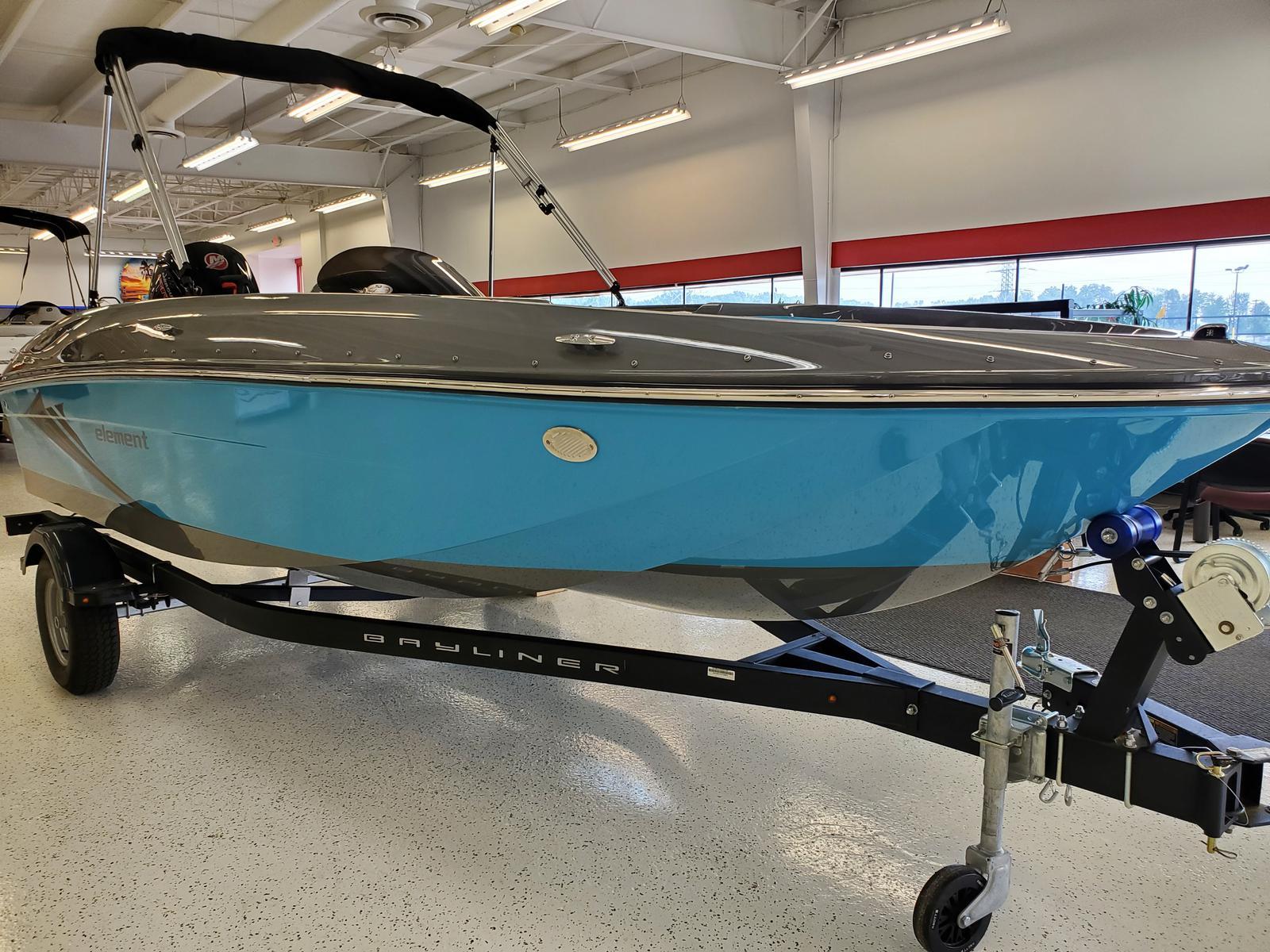 2021 Bayliner boat for sale, model of the boat is Element E18 & Image # 1 of 7