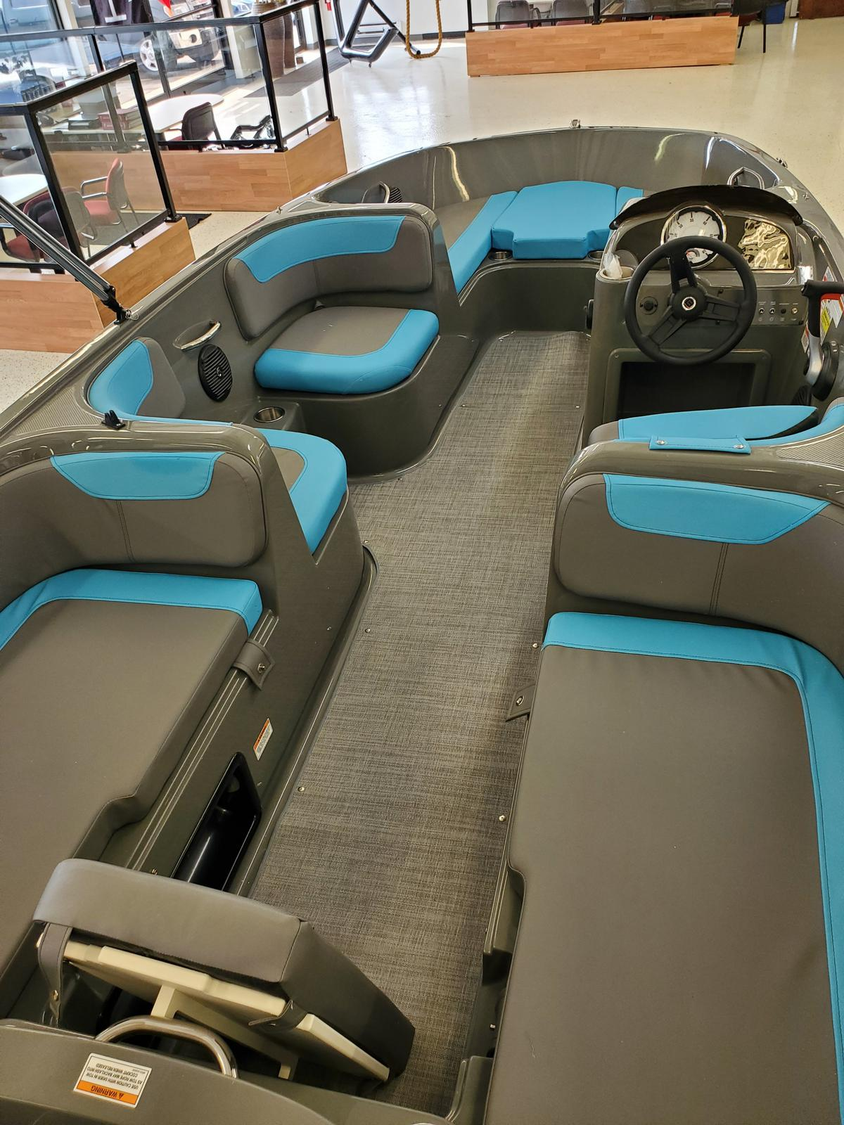 2021 Bayliner boat for sale, model of the boat is Element E18 & Image # 2 of 7