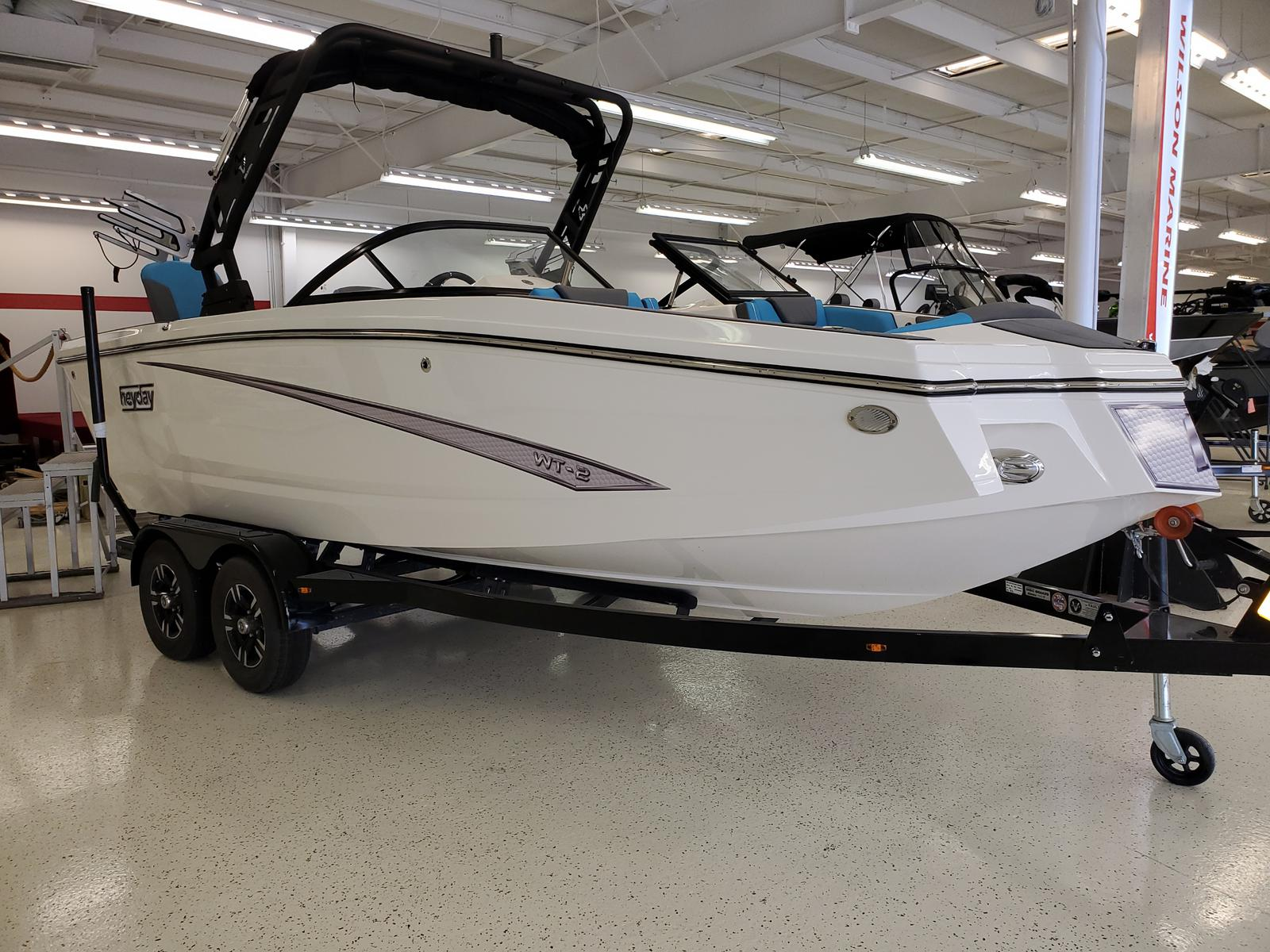 2021 HEYDAY WT 2DC for sale