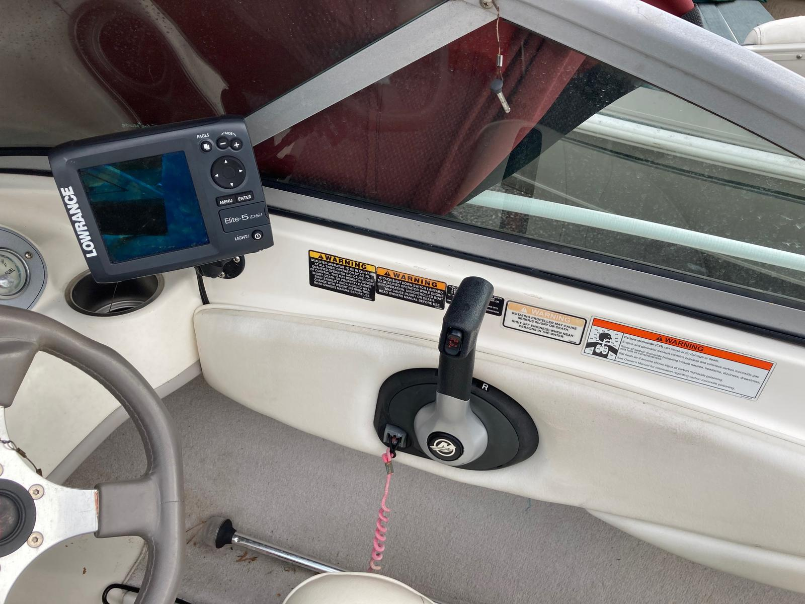 2008 Maxum boat for sale, model of the boat is 1800 MX & Image # 5 of 12
