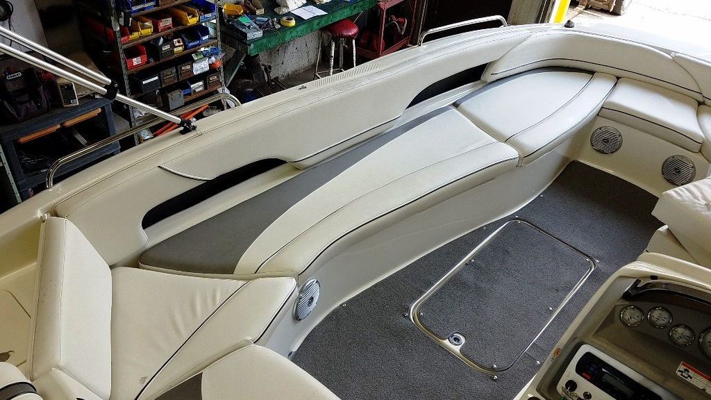 2011 Bayliner boat for sale, model of the boat is 197SD & Image # 7 of 11