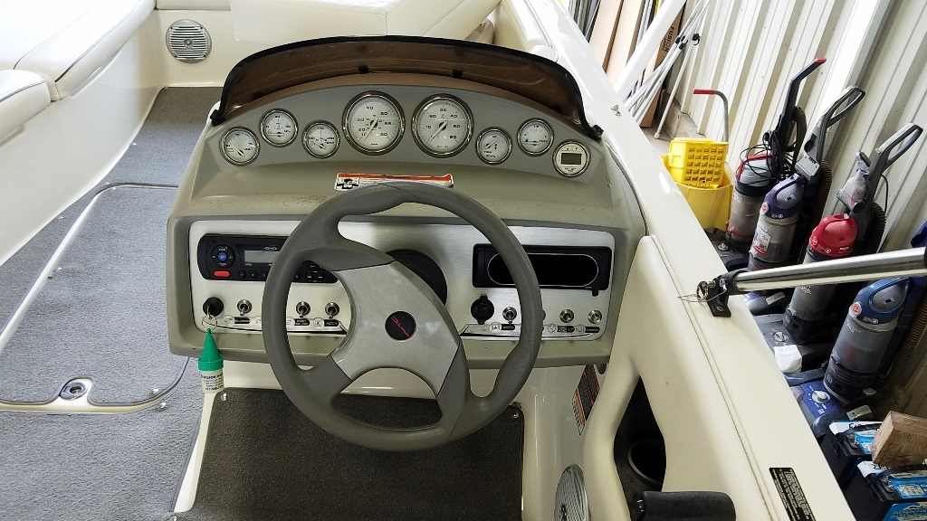 2011 Bayliner boat for sale, model of the boat is 197SD & Image # 8 of 11