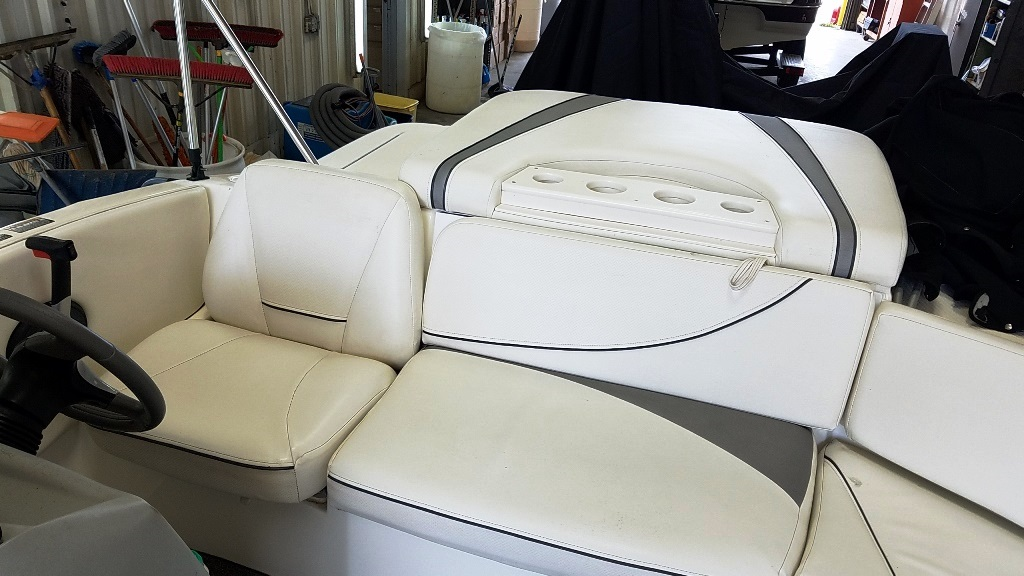 2011 Bayliner boat for sale, model of the boat is 197SD & Image # 10 of 11