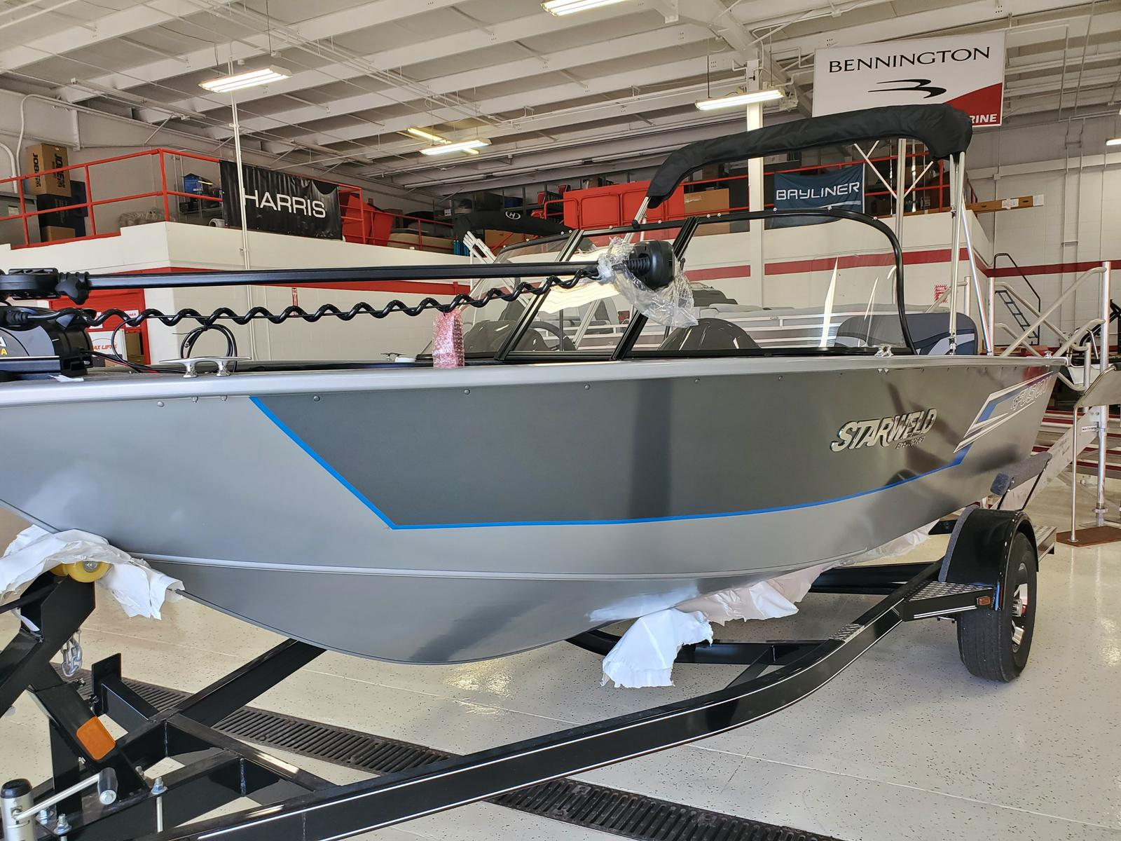 2021 Starweld boat for sale, model of the boat is Fusion 18 DC & Image # 2 of 11