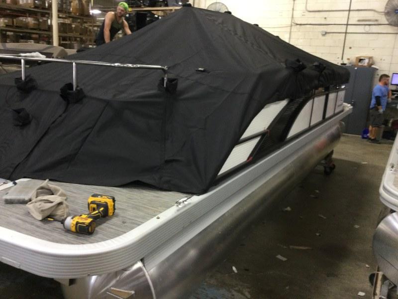 2021 Bennington boat for sale, model of the boat is 23 SSBX & Image # 8 of 22
