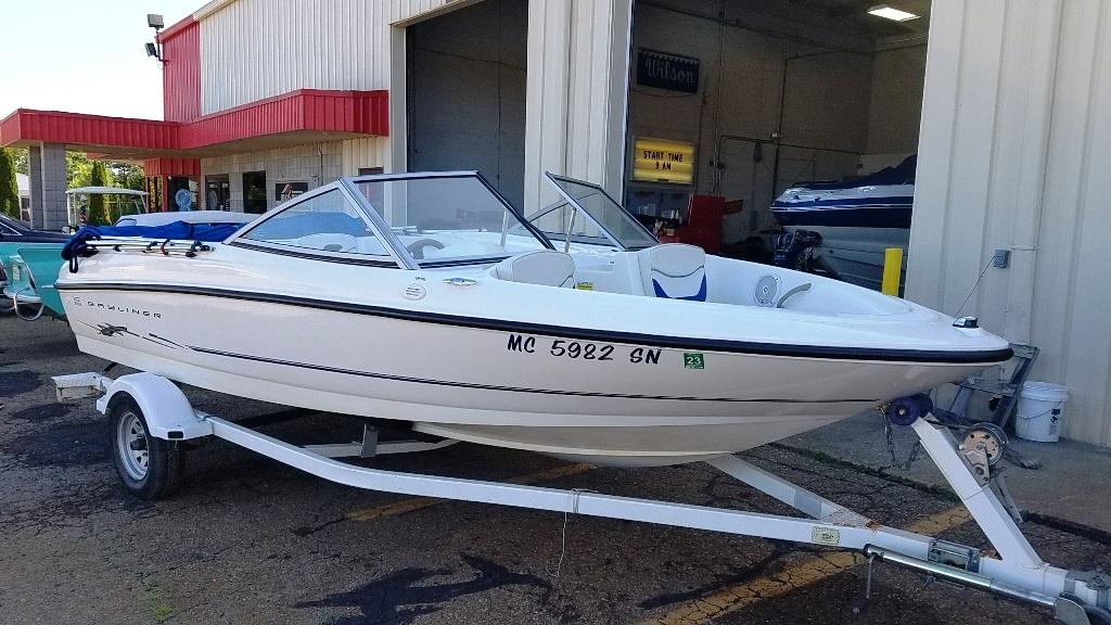 2004 Bayliner boat for sale, model of the boat is 175 & Image # 2 of 6