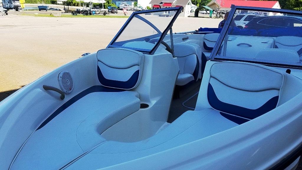 2004 Bayliner boat for sale, model of the boat is 175 & Image # 3 of 6