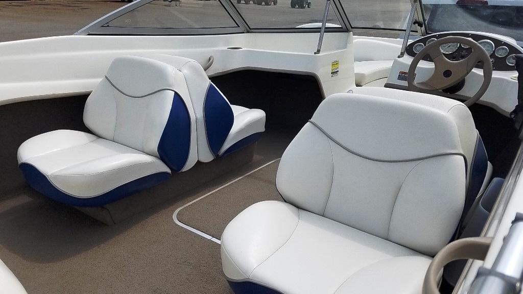 2004 Bayliner boat for sale, model of the boat is 175BR & Image # 5 of 7