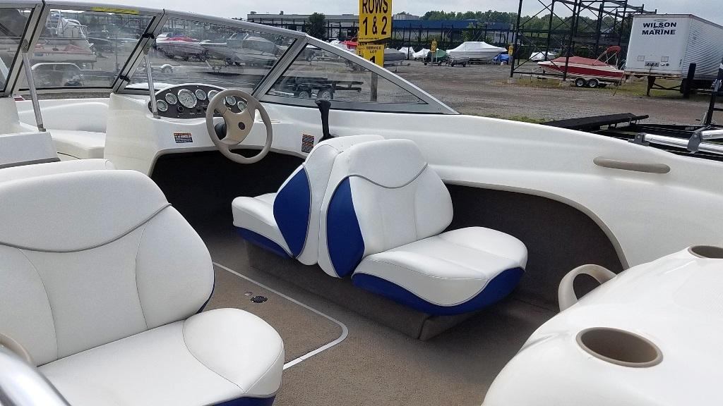 2004 Bayliner boat for sale, model of the boat is 175BR & Image # 6 of 7
