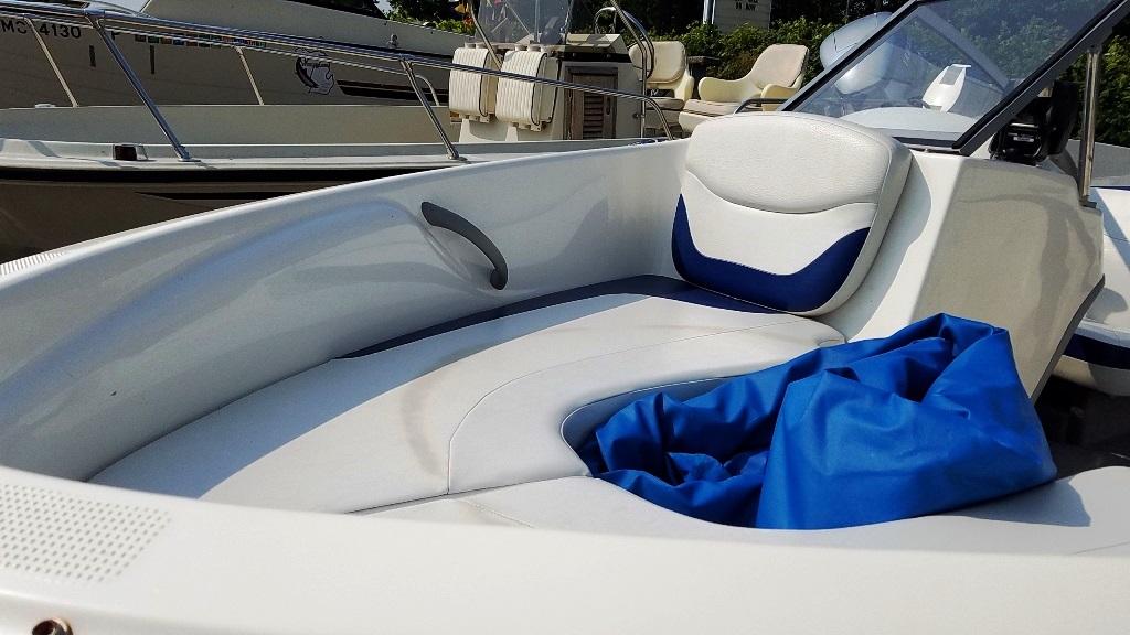 2005 Bayliner boat for sale, model of the boat is 175BR & Image # 7 of 7