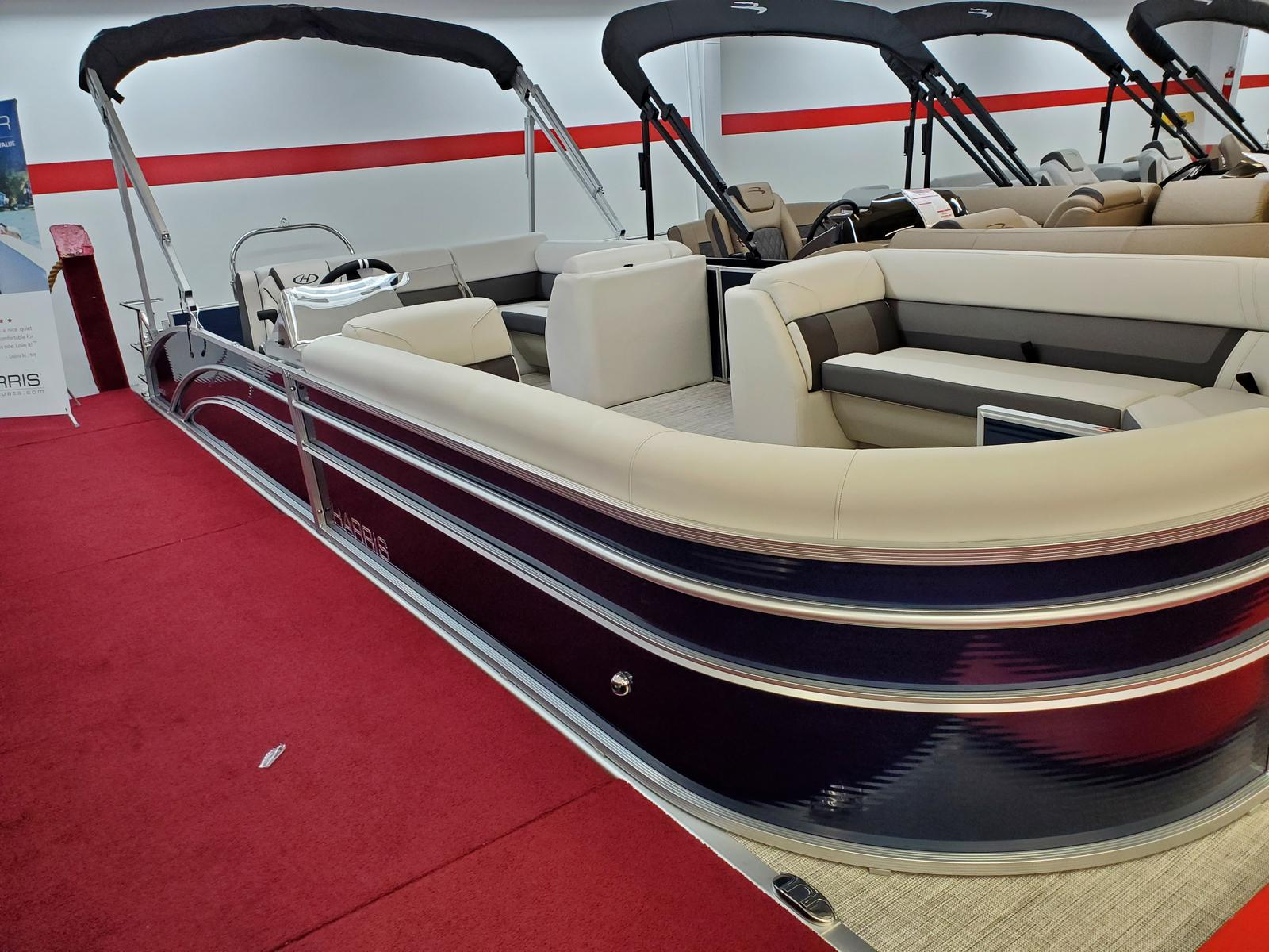 2021 Harris boat for sale, model of the boat is Cruiser 250 & Image # 1 of 15