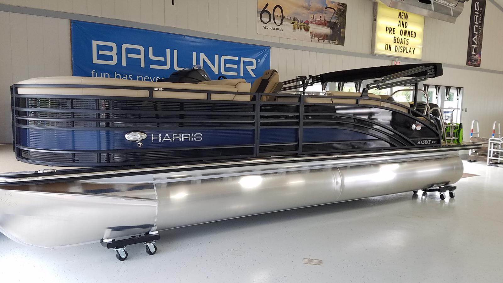 2021 Harris boat for sale, model of the boat is Solstice 230 & Image # 1 of 18