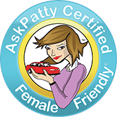 AskPatty Certified Female Friendly® Location