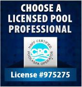 Choose a Licensed Pool Professional - License #975275