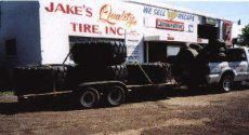Jake's Quality Tire, Inc.
