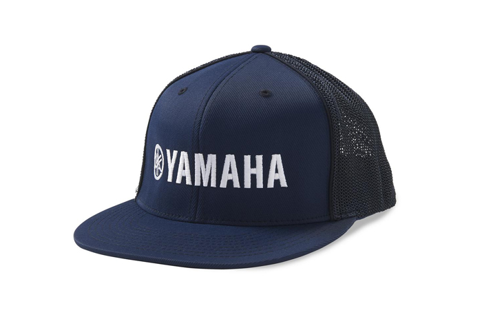 Yamaha Navy Flexfit Hat