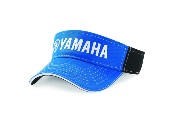Yamaha Visor Blue