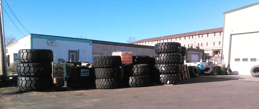 Oasis Truck Tire Service construction tires