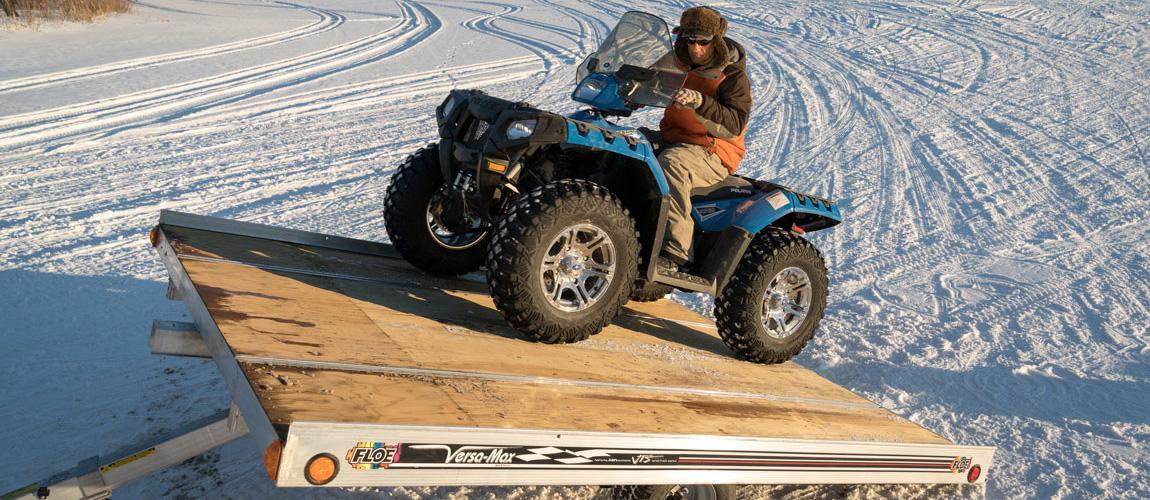 Floe Trailers | Utility Trailers | ATV Trailers | Cargo | Tilt | Versa |