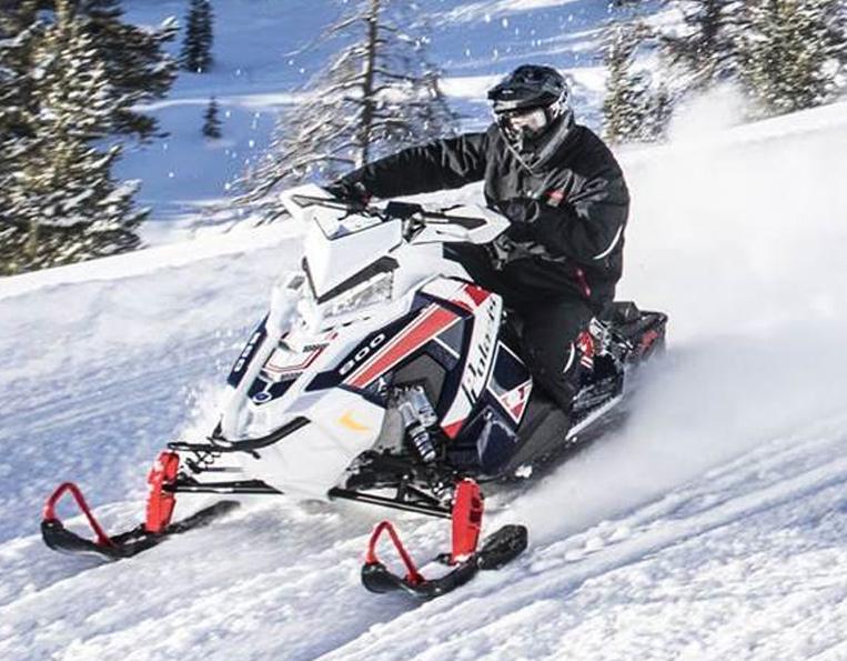 Polaris Snowmobiles | Indy | PRO-RMK | RMK | RUSH | TITAN