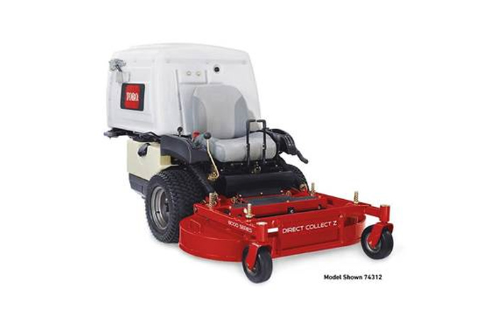 Toro Commercial Zero Turn Mowers