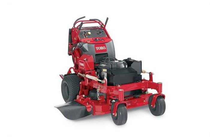 Toro Commercial Stand On Mowers