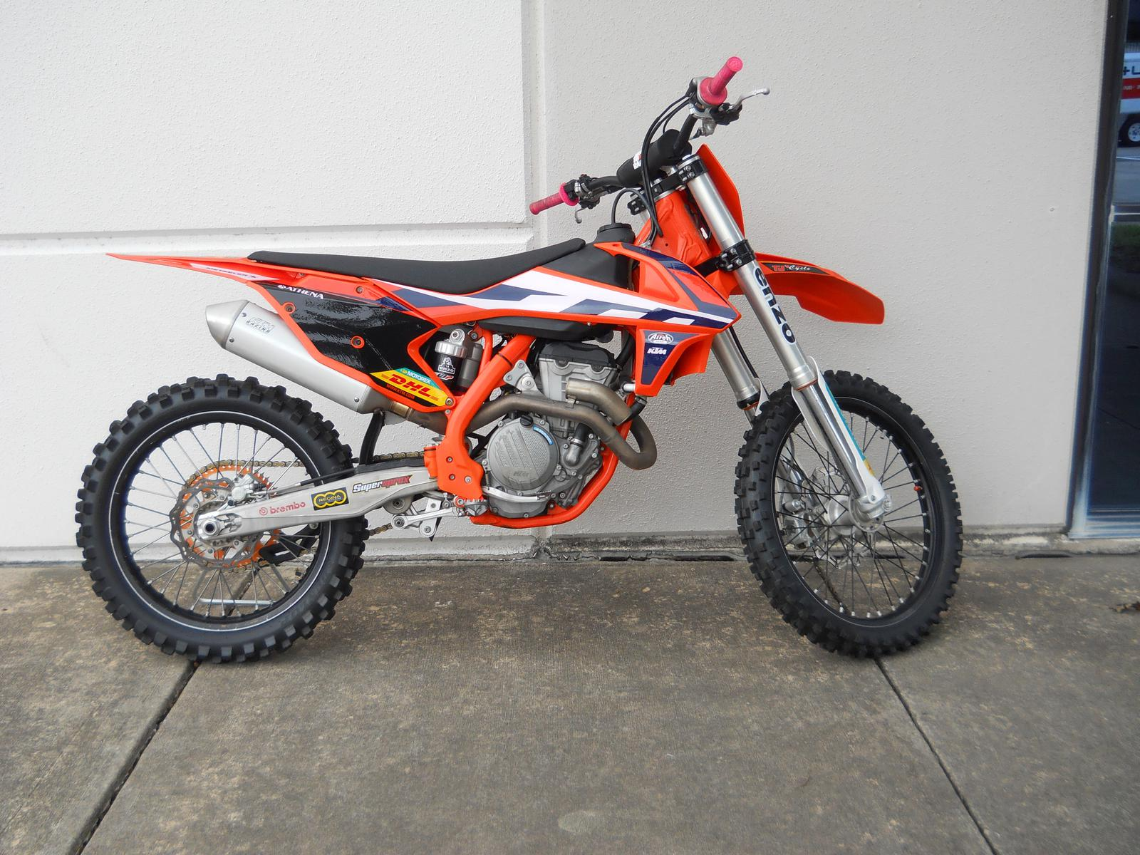2018 KTM 350 SX-F for sale in Austin, TX | TJ's Cycle Sales