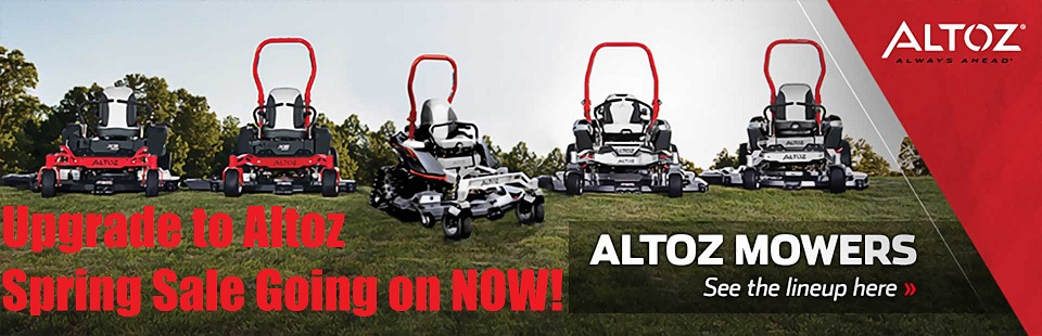 Upgrade to Altoz Spring Sale going on NOW!
