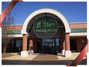 5 star tire auto griffin ga and thomaston ga tires and auto 5 star tire auto has two locations in griffin and thomaston georgia that offer all the auto solutioingenieria Images