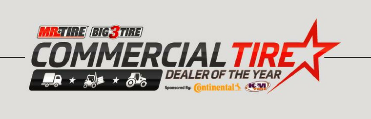 Big 3 Commercial Tire Dealer of the Year