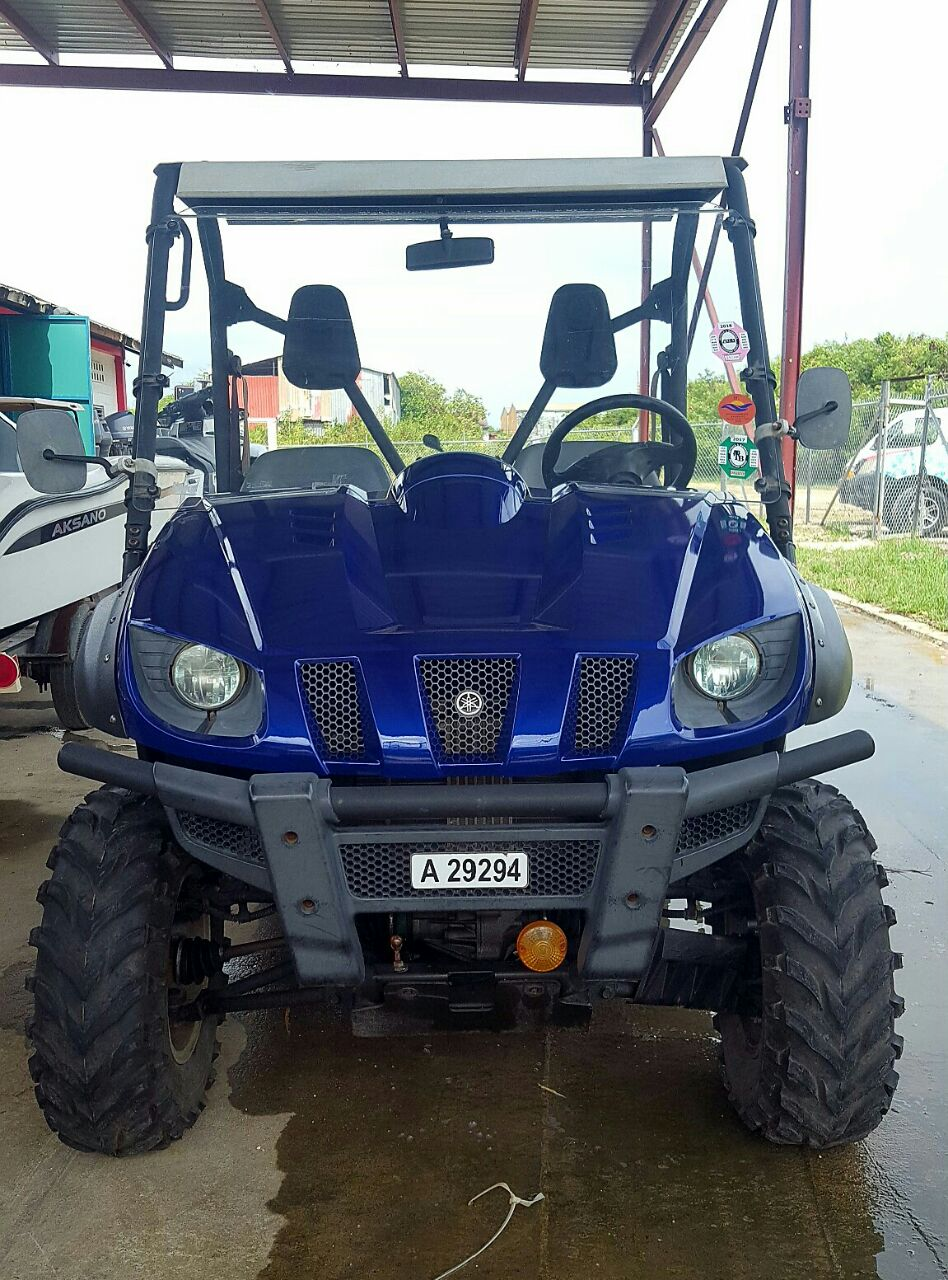 2007 Yamaha Rhino 660 Auto 4x4 For Sale In St Johns Antigua Vi Fuel Filter Img 20170803 Wa0007