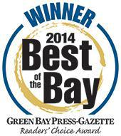 Winner of the 2014 Best of the Bay.