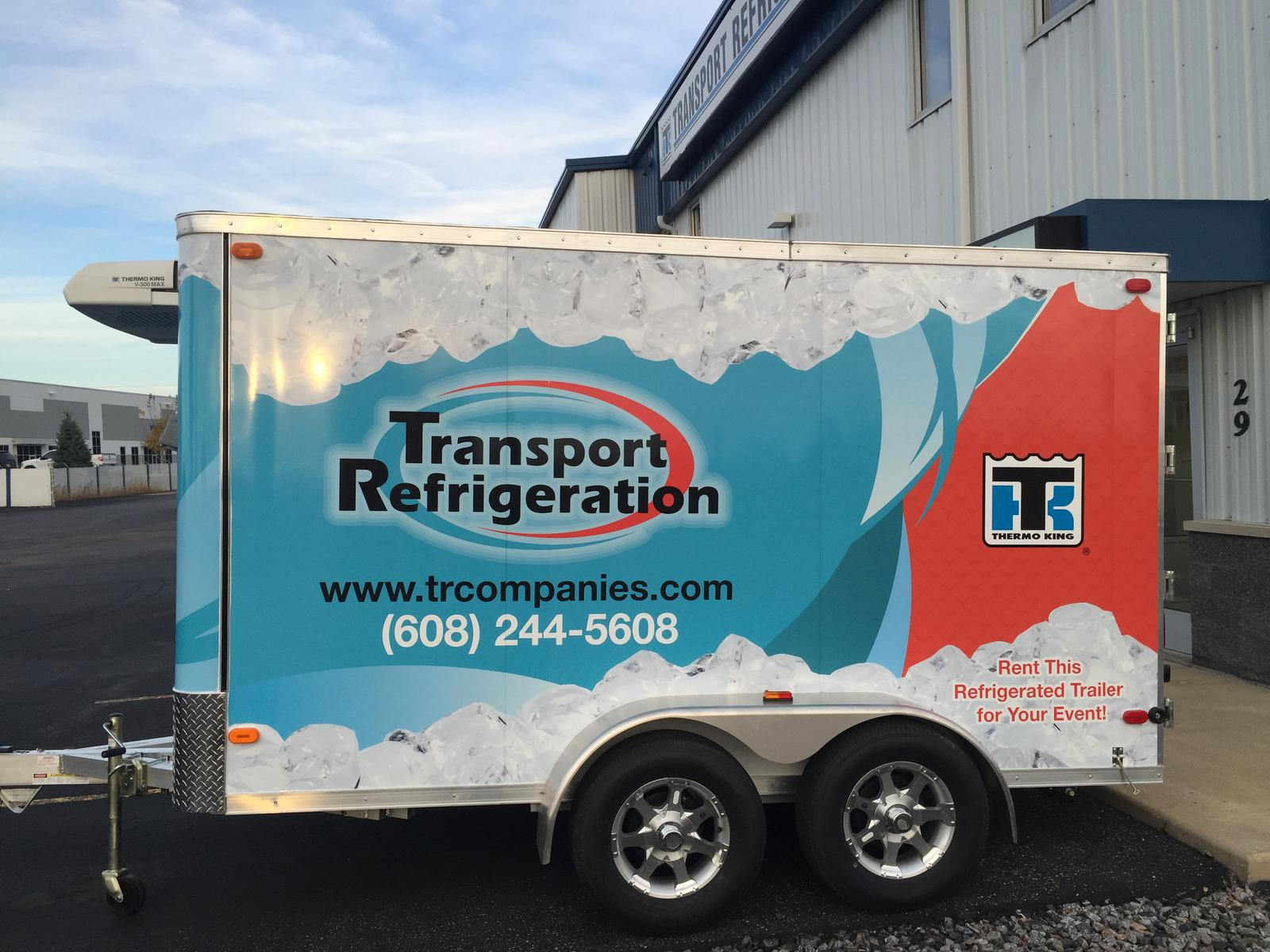 Refrigerated Trailer Rentals Transport Refrigeration Inc