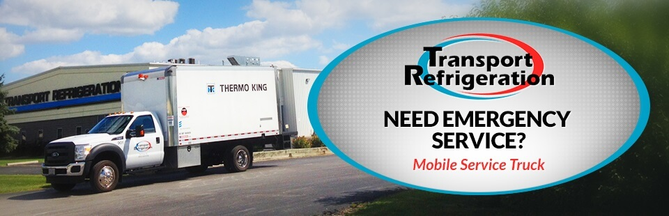 Need emergency service? We have a mobile service truck!