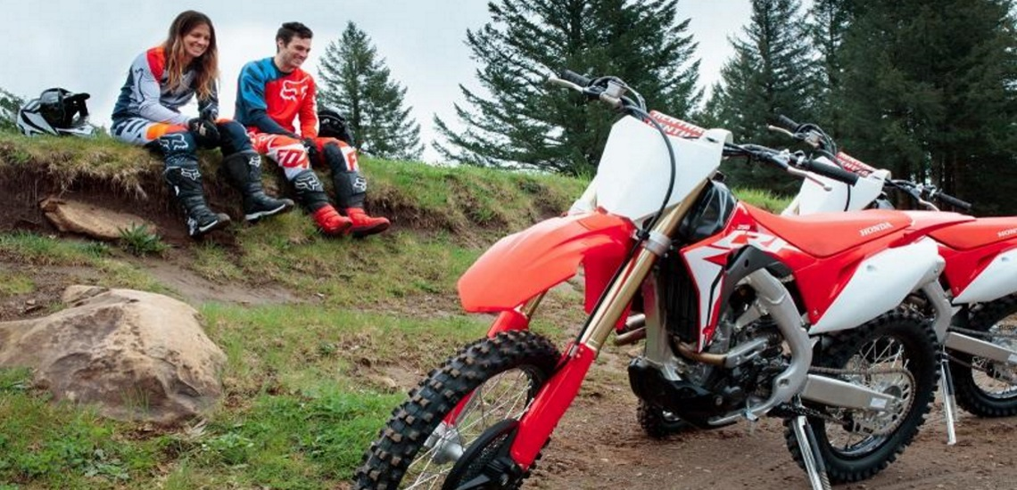 Honda® Dirt Bike Parts | Honda Parts Direct | OEM Honda Parts