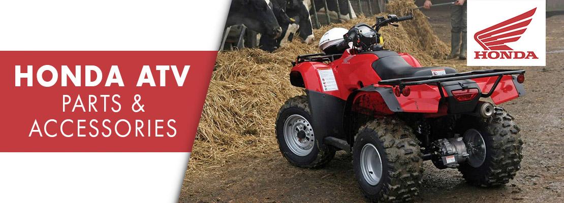 Honda ATV Parts | Texas | Honda OEM Parts Supplier