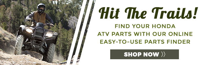 Honda ATV Parts Palestine Texas