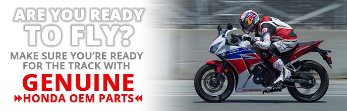 Honda Parts And Accessories Honda CBR300RR OEM Motorcycle Parts ...