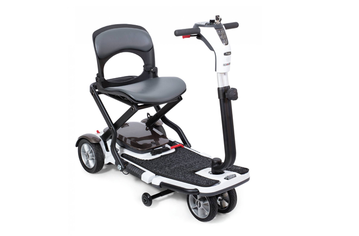 Four-Wheeled Scooters