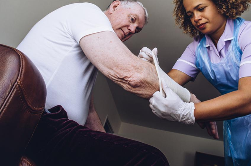 Wound Care & Scar Therapy