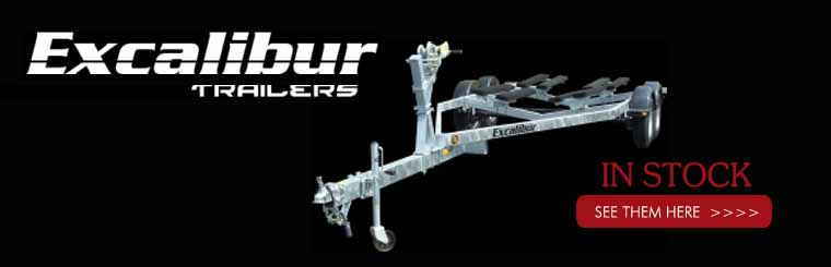 Excalibur Trailers: Click here to view the models.