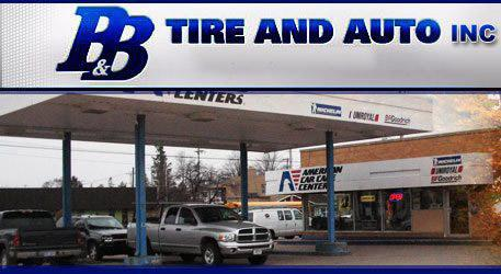 B&B Tire and Auto
